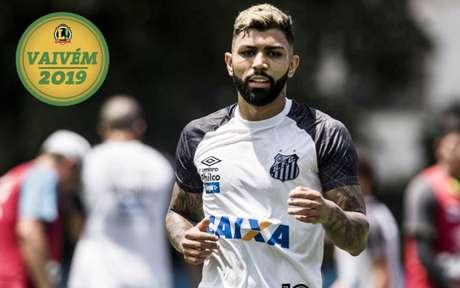 Novelas se arrastam e clubes ainda buscam por final feliz no Vaivém; Gabigol é alvo do Flamengo (Arte: LANCE!)