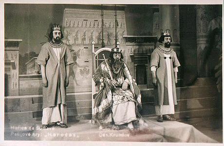 Herodes o Grande e dois de seus filhos