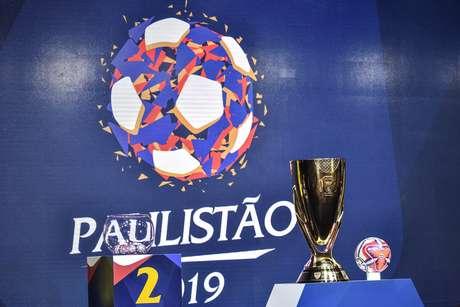 Sorteio do Paulistão 2019, na sede da Federação Paulista de Futebol (FPF), em São Paulo (SP)