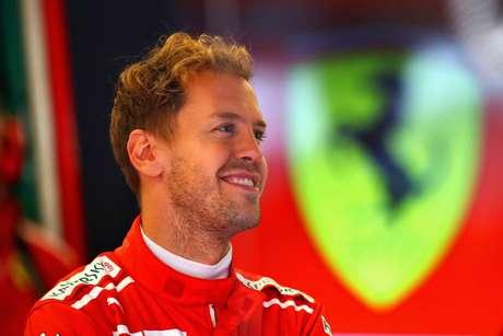 Vettel acredita que Ferrari não terá problemas apesar das saídas de Kyvat e Giovinazzi
