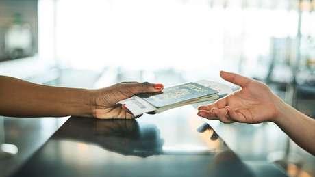 Um passaporte é como uma chave para explorar o mundo
