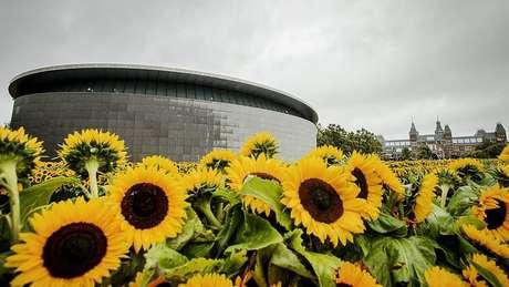 Fundado por descendentes do pintor, o Museu Van Gogh, em Amsterdã, recebe quase 2 milhões de pessoas por ano