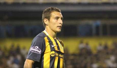 Experiente argentino terá a missão de substituir Pablo no Athletico (Foto: Divulgação/Rosario Central)