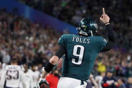 Foles foi o herói da conquista dos Eagles no ano passado (NBA.com)