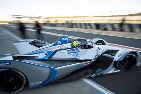 Arthur Leclerc vai participar do 'Rookie Test' com a Venturi em Marraquexe