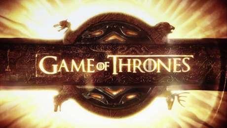 A série 'Game of Thrones'.