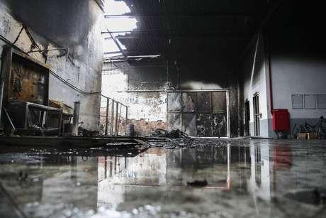 Ataques começaram no dia 2 de janeiro