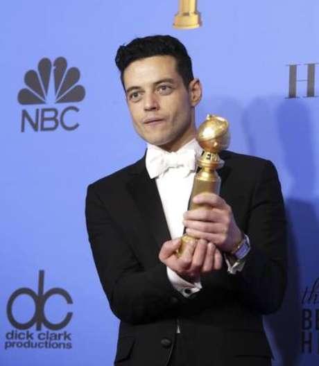 'Bohemian Rhapsody' e 'Green book' vencem Globo de Ouro