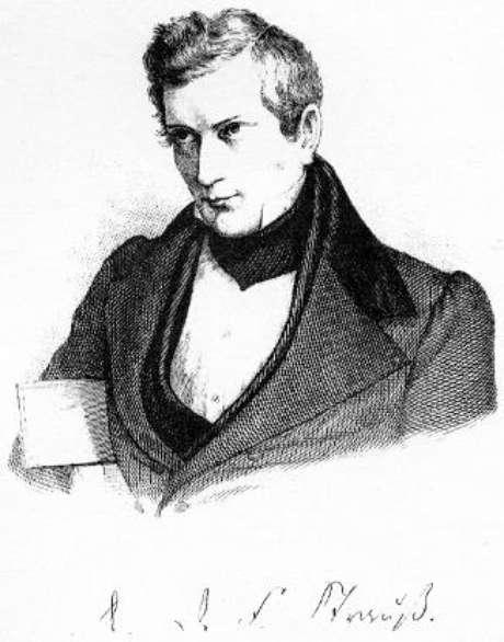 David Strauss (1808-1874)