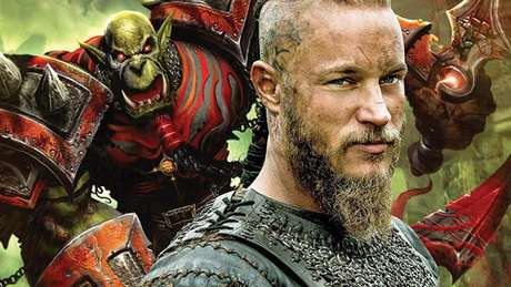 Ragnar... Ou melhor, Anduin...