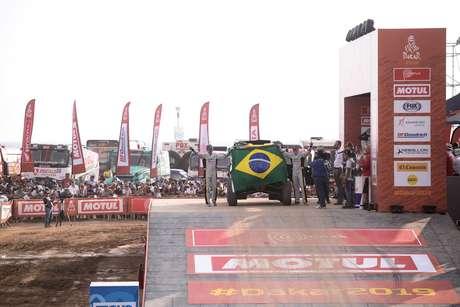 Dakar 2019: Equipe brasileira encara primeiro dia como aquecimento e vê espaço para melhoras