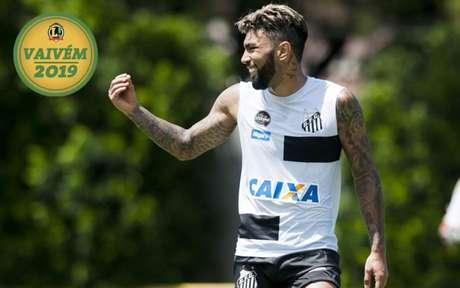 Gabriel Barbosa está próximo de ser anunciado pelo Flamengo (Foto: Divulgação)