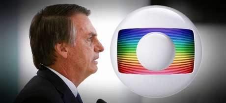 Presidente quer redistribuir as verbas publicitárias do governo para aumentar o valor destinado às concorrentes da Globo