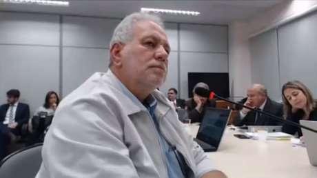 Rogério Aurélio Pimentel, ex-segurança do ex-presidente Luiz Inácio Lula da Silva