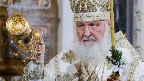 'O Anticristo é a pessoa que estará à frente da internet, controlando toda a humanidade', disse Kirill
