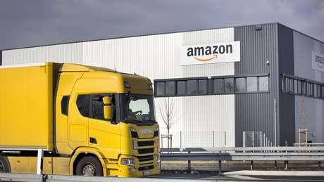 A Amazon atingiu nesta semana um valor de mercado de US$ 797 bilhões
