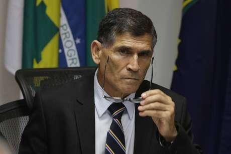 General Carlos Alberto dos Santos Cruz, ministro-chefe da Secretaria de Governo.