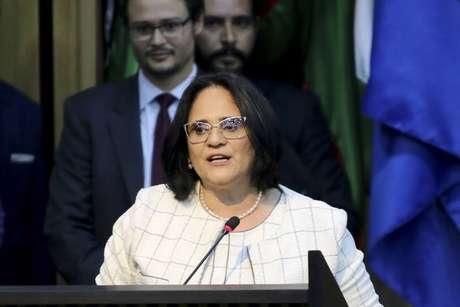 Ministra da Mulher, Família e Direitos Humanos, Damares Alves