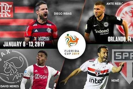 Florida Cup será disputada por quatro equipes