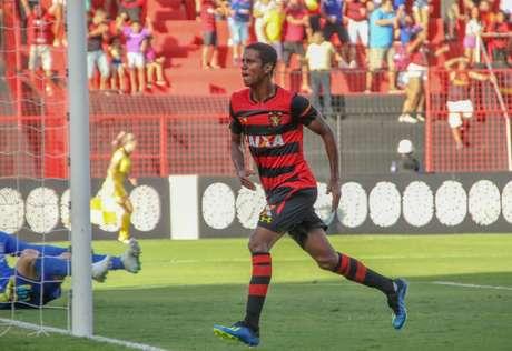 Gabriel jogou no Sport em 2018 (Foto: Williams Aguiar/Divulgação)