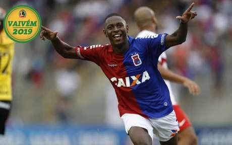 Jhonny Lucas tem apenas 18 anos, mas chama atenção de clubes brasileiros e estrangeiros (Divulgação/Twitter)