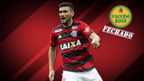 Arrascaeta deixa o Cruzeiro após quatro temporadas rumo ao Flamengo- Arte: Lance!