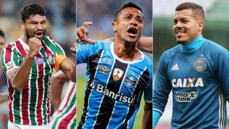 Gum, Cícero e Thiago Carleto são alguns dos atletas que ainda não definiram o futuro para 2019 (Divulgação)