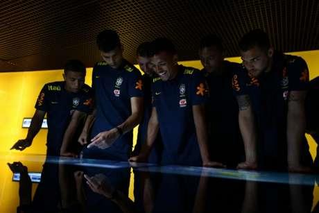 Seleção Sub-20 se inspira na história para buscar título do Sul-Americano (Foto: Divulgação/Lucas Figueiredo)