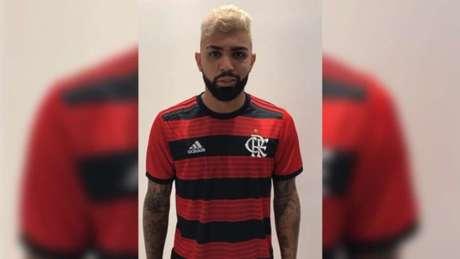 Gabigol defenderá o Flamengo em 2019