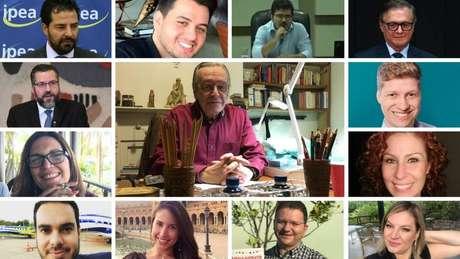 A maioria dos pupilos de Olavo de Carvalho que chegou a postos de poder o conheceu no curso online de filosofia que ele criou