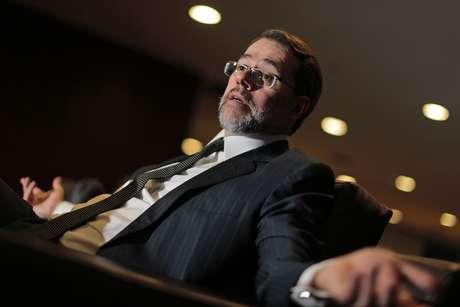 Presidente do Supremo Tribunal Federal (STF), Dias Toffoli 03/10/2014 REUTERS/Ueslei Marcelino