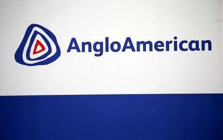 Logo da Anglo American 05/10/2015 REUTERS/Siphiwe Sibeko
