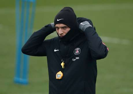 Técnico do PSG, Thomas Tuchel 23/11/2018 REUTERS/Benoit Tessier