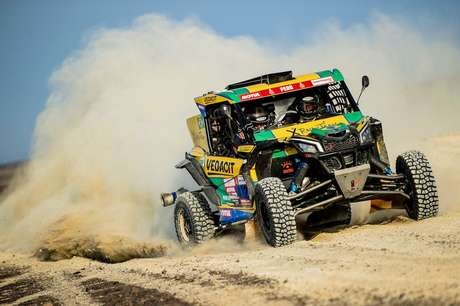 Brasileiros encaram etapa maratona no Rally Dakar
