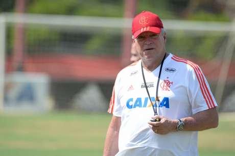 Primeiro desafio de Abel Braga no Flamengo será contra o Ajax (Foto: Alexandre Vidal/Flamengo)