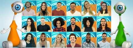 Os candidatos ao prêmio de 1,5 milhão de reais: para muitos, a fama instantânea vale mais do que o dinheiro