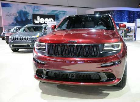 O Jeep Grand Cherokee foi um dos modelos envolvidos no 'dieselgate'