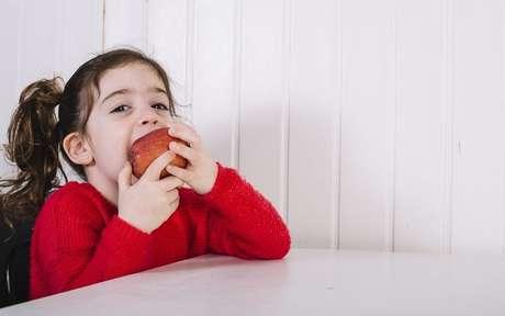 Dicas de alimentos nutritivos para as crianças