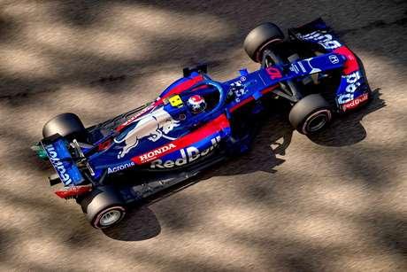 STR14 da Toro Rosso passou nos testes de colisão da FIA