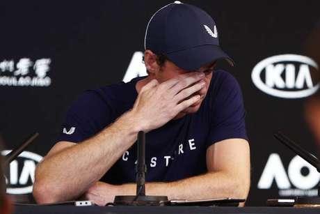 Tenista Andy Murray anuncia aposentadoria das quadras
