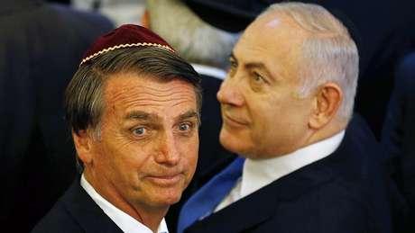 Logo após tomar posse como presidente da República, Jair Bolsonaro confirmou que pretende transferir a embaixada do Brasil de Tel Aviv para Jerusalém, seguindo os passos do presidente americano Donald Trump