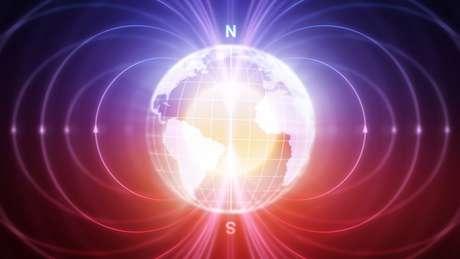O modelo de campo magnético usado pelos cientistas é base dos sistemas de navegação e importante para posicionamento de satélites