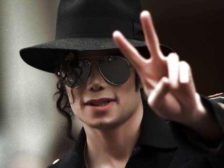 O cantor Michael Jackson, que morreu em 2009.