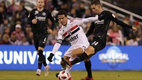 São Paulo perde na Florida Cup