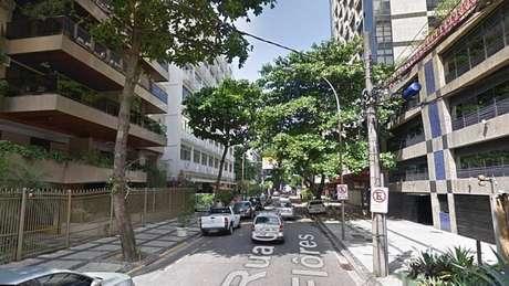 Queda de andaime aconteceu na Rua General Venâncio Flores