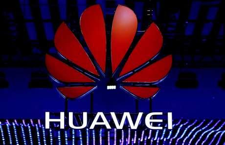 Logo da Huawei 26/02/2018 REUTERS/Yves Herman/File Photo