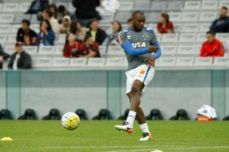 Manoel estava na mira do Corinthians, que interrompeu negociação (Foto: Guilherme Artigas/Fotoarena/Lancepress!)