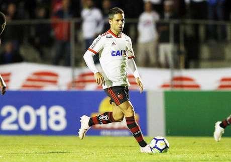 Na mira do Orlando City, Diego conversa renovação com o Flamengo (Rodolfo Buhrer/La Imagem/Fotoarena)