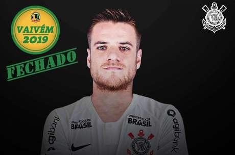 Ramiro é reforço do Corinthians (Foto: Divulgação)