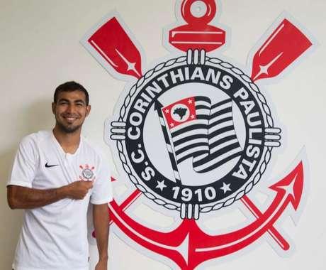 Sornoza é um dos reforços do Corinthians para 2019 (Divulgação/Corinthians)